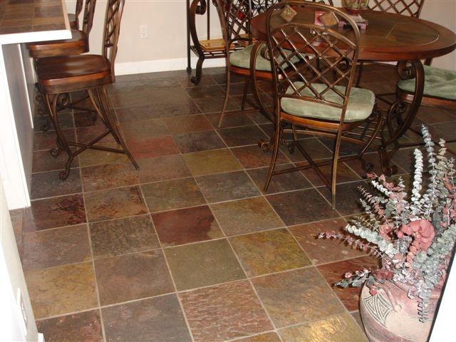 how to choose slate flooring