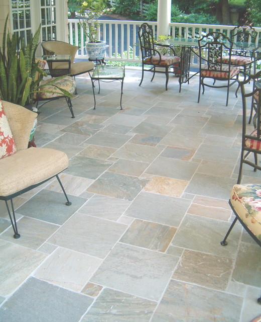Oyster Quartzite Paving The Natural Slate Companythe
