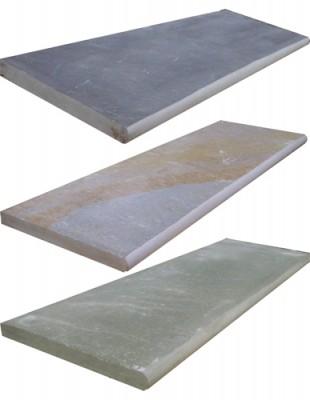 Chinese slate steps