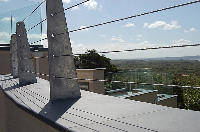 Architectural slate products - Slate Capping