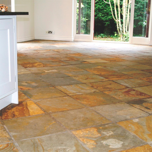 Oyster Quartzite Flooring Tiles The Natural Slate Companythe