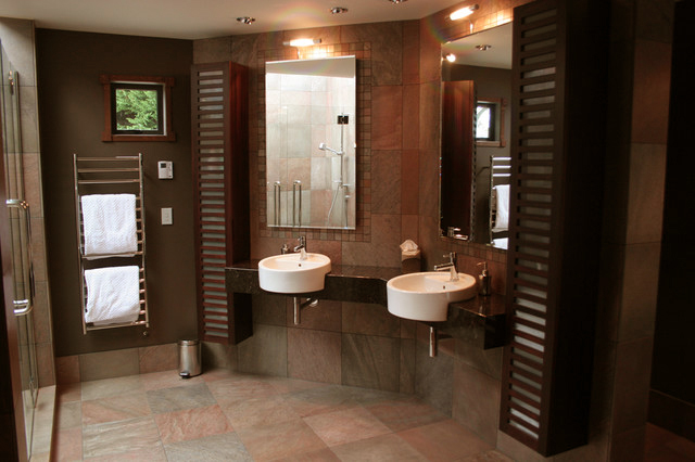 copper tiles bathroom indian copper honed slate the slate companythe 12517