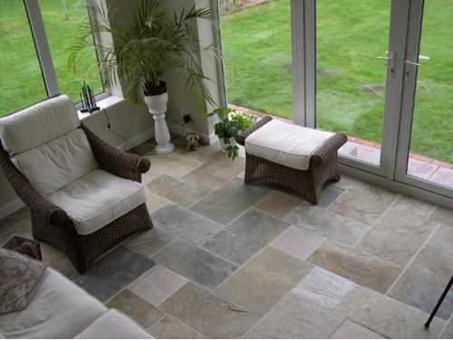 Oyster Quartzite Flooring Tiles The Natural Slate