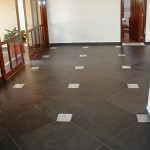 honed Brazilian Black slate